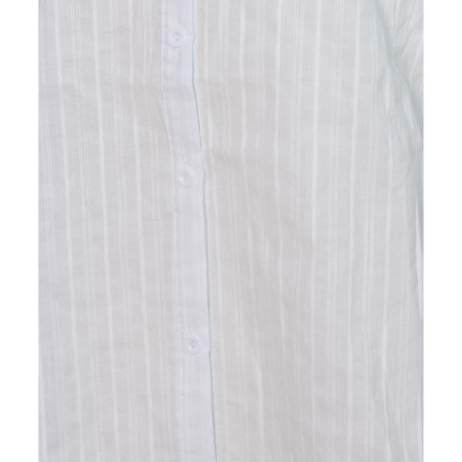 秋新作 レース襟シャツ ma トップス シャツ ブラウス 刺繍 レース レディース 韓国ファッション 5
