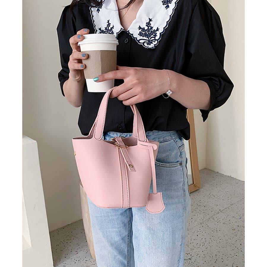 秋新作 ミニハンドバッグ 鞄 ハンドバッグ ミニバッグ シンプル 合皮 レザー調 カジュアル 上品 トレンドレディース韓国ファッション 流行 7