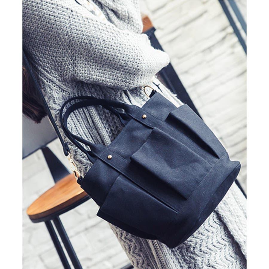 秋新作 ミニトートバッグ シンプル ミニ トート バッグ トレンド レディース 韓国ファッション 6