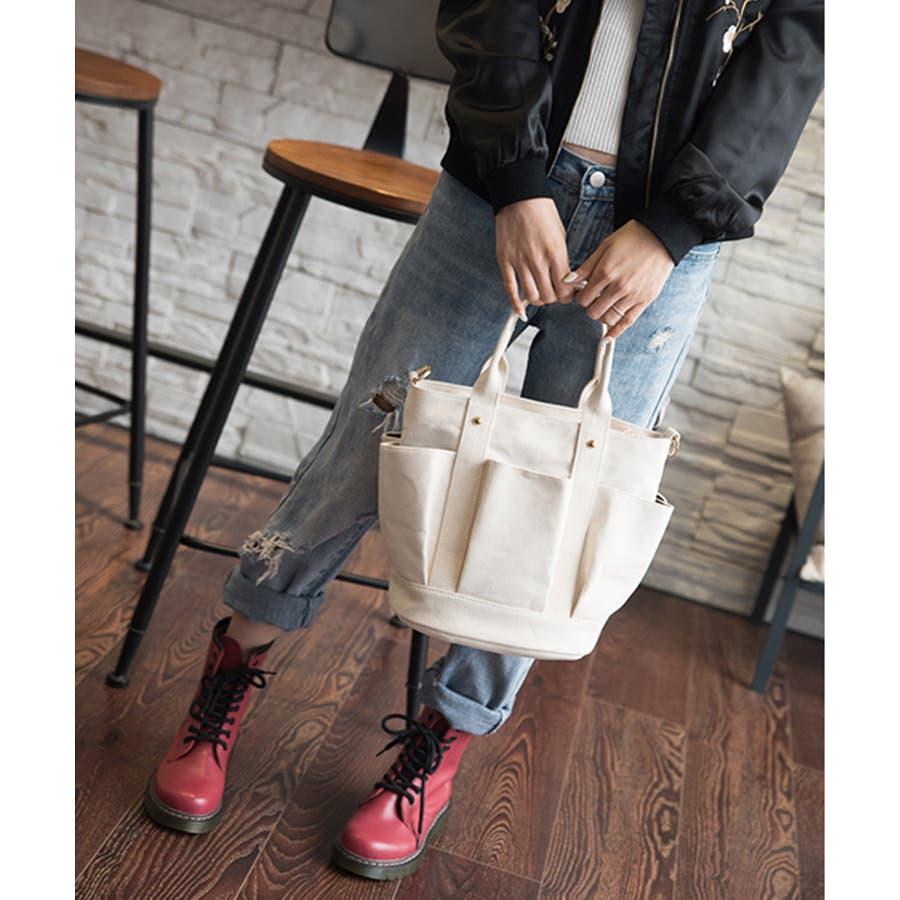 秋新作 ミニトートバッグ シンプル ミニ トート バッグ トレンド レディース 韓国ファッション 16