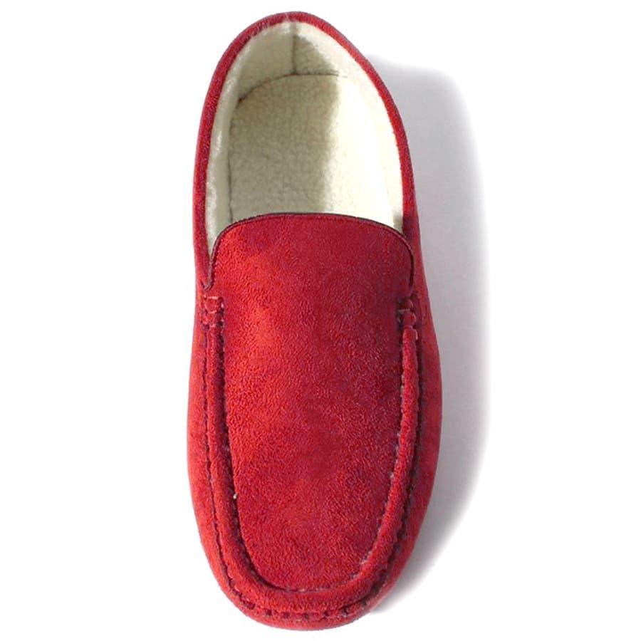 メンズ ボアモカシン モカシン スリッポン ドライビングシューズ ローファー メンズ シューズ カジュアル シューズ ビットローファースエード 紳士 紳士靴 男性 8