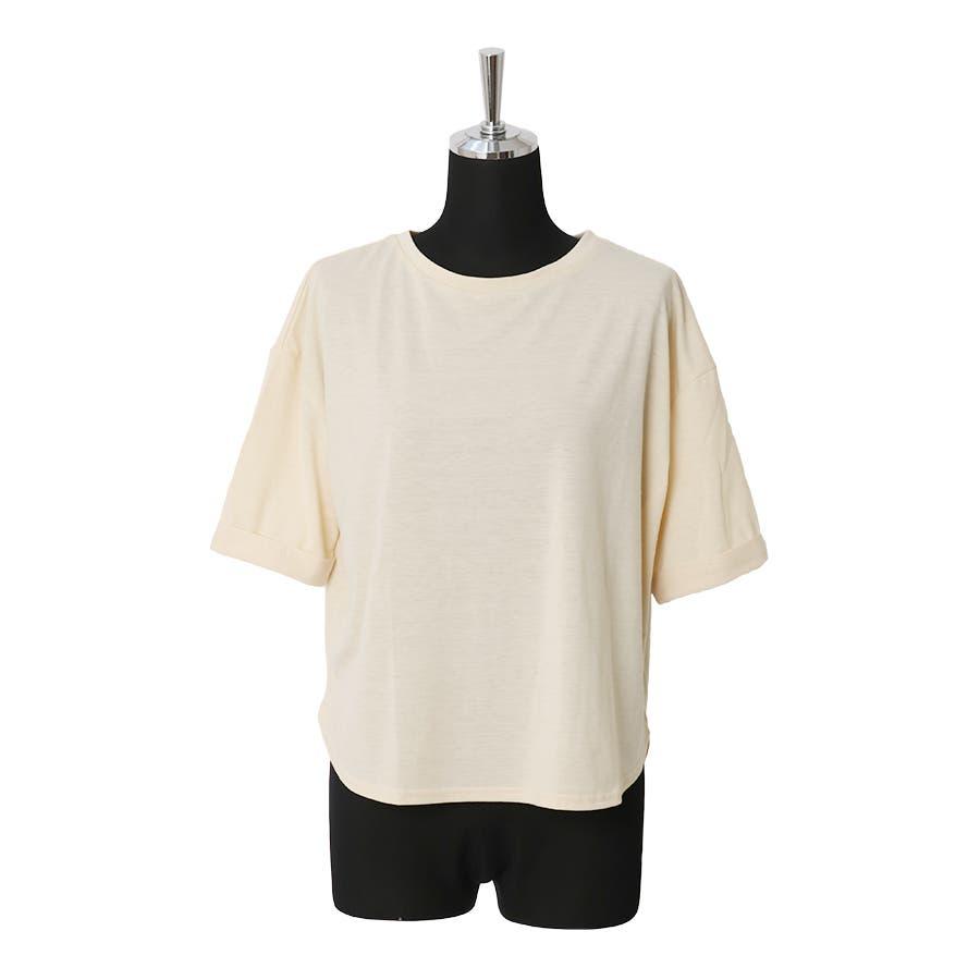 オーバーサイズTシャツ/春夏/トップス 4