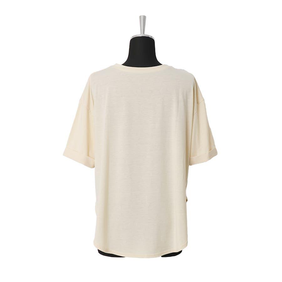 オーバーサイズTシャツ/春夏/トップス 6
