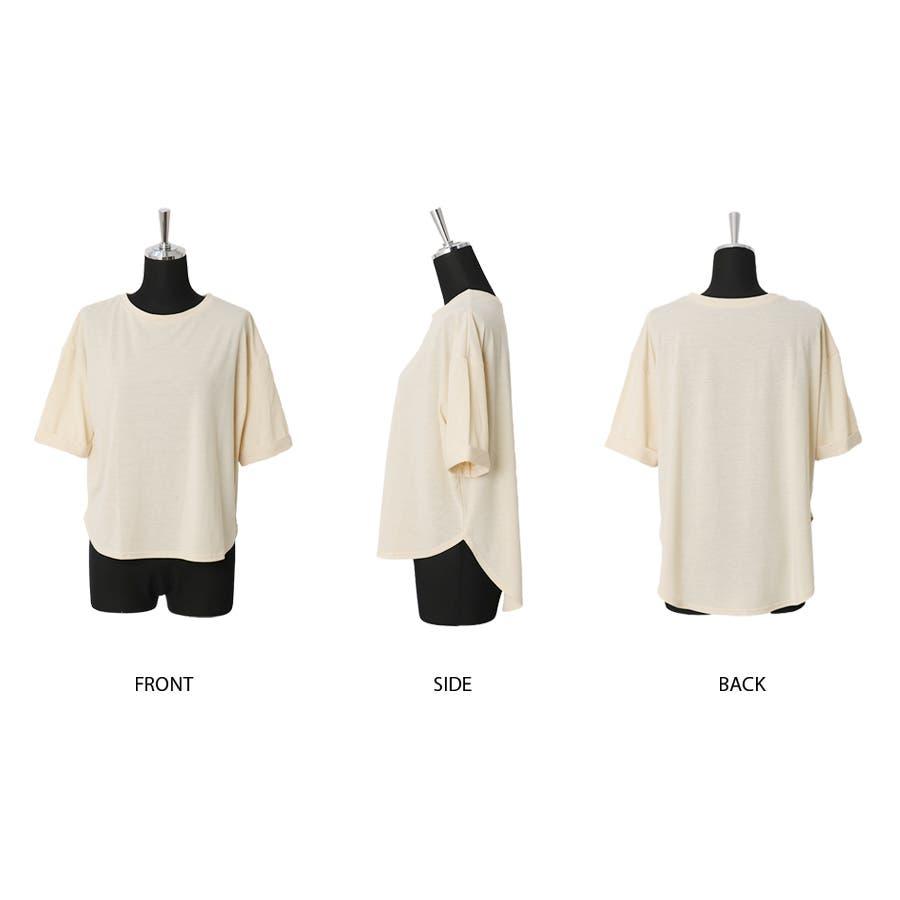 オーバーサイズTシャツ/春夏/トップス 9