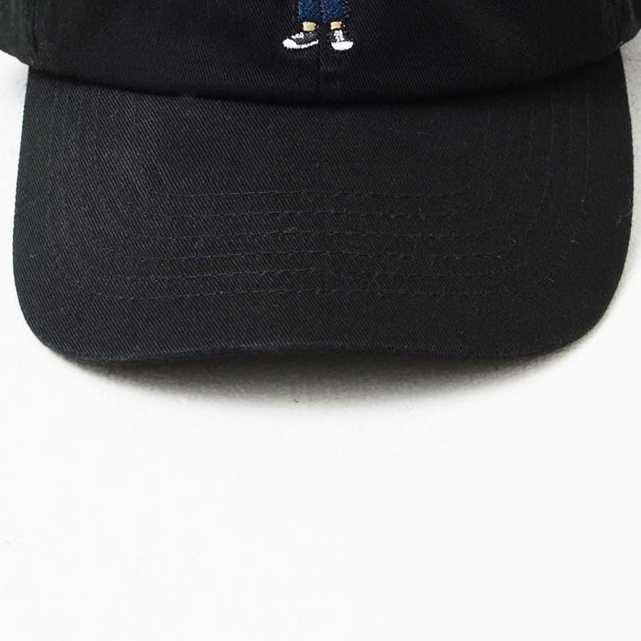 """キャップ メンズ CAP """"CavariA【キャバリア】ワンポイント刺繍入りキャップ/全3色""""帽子 ベースボールキャップ 刺繍 ベアクマ ユニセックス カジュアル ベージュ ネイビー ブラック 黒 夏 2020 6"""