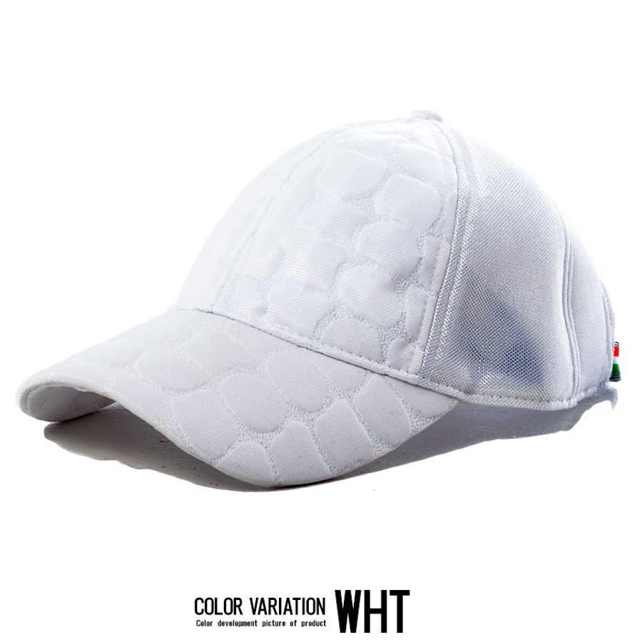 帽子 CAP メンズ VIOLA【ヴィオラ】クロコ柄 キャップ 全2色【キャップ メンズ メッシュ ブランド 帽子 イタリア ブラックホワイト 黒 白 BITTER系 ビター系】 クリスマス プレゼント ギフト 3