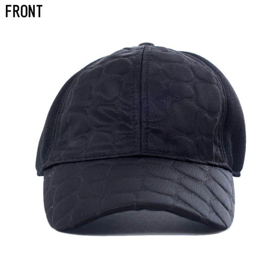 帽子 CAP メンズ VIOLA【ヴィオラ】クロコ柄 キャップ 全2色【キャップ メンズ メッシュ ブランド 帽子 イタリア ブラックホワイト 黒 白 BITTER系 ビター系】 クリスマス プレゼント ギフト 7