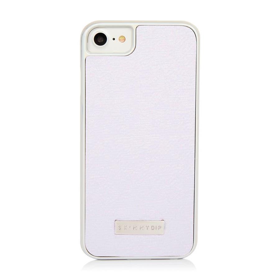 SKINNYDIP iPhone用ケース グレーシャー 108