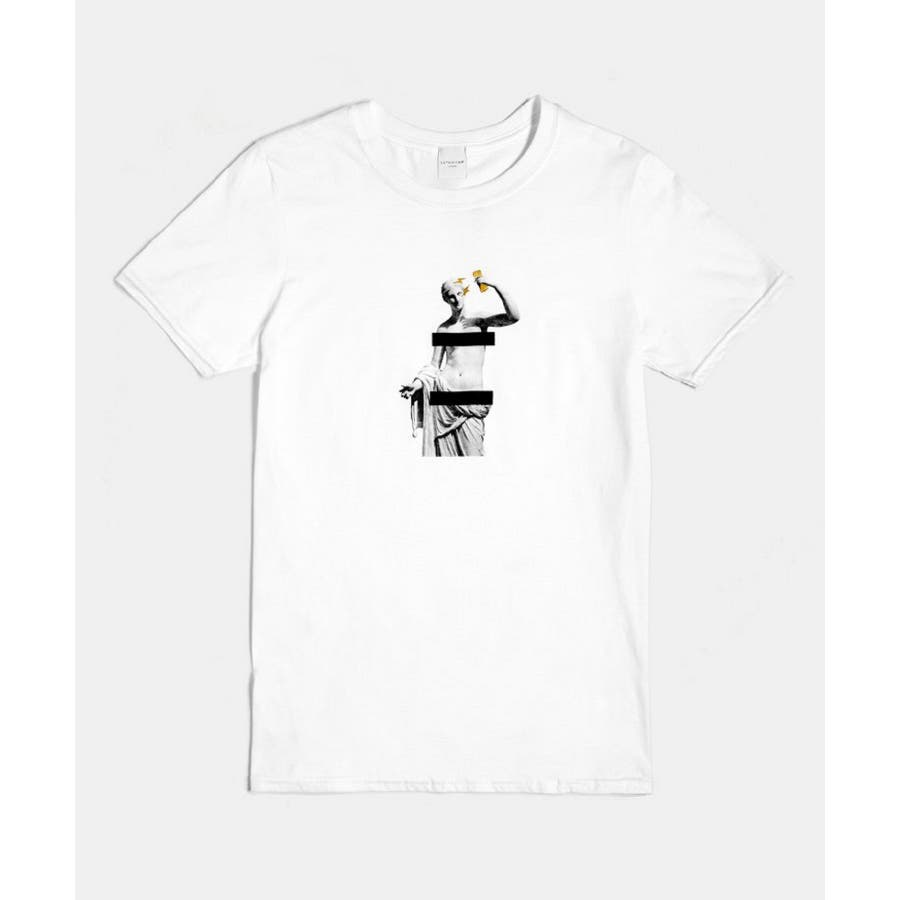 SKINNYDIP Tシャツ Won't send nudes 4