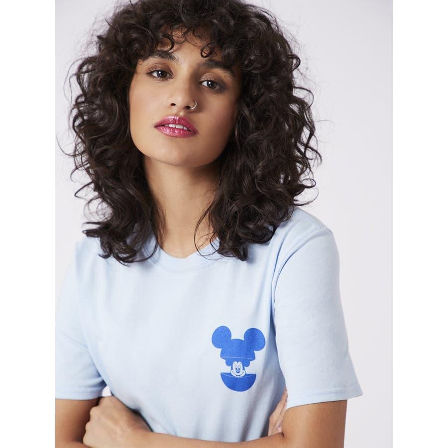 SKINNYDIP Tシャツ インセプションミッキー 2
