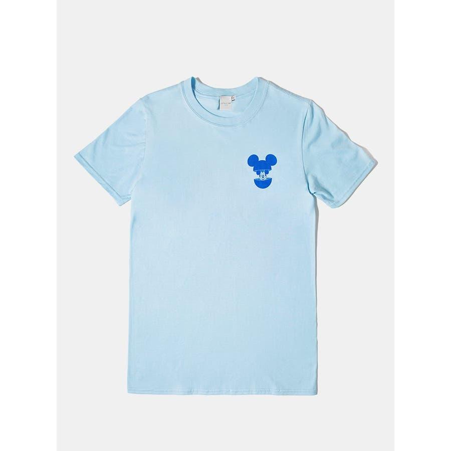 SKINNYDIP Tシャツ インセプションミッキー 4