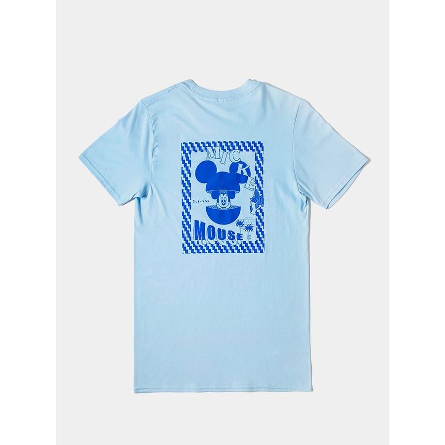 SKINNYDIP Tシャツ インセプションミッキー 5