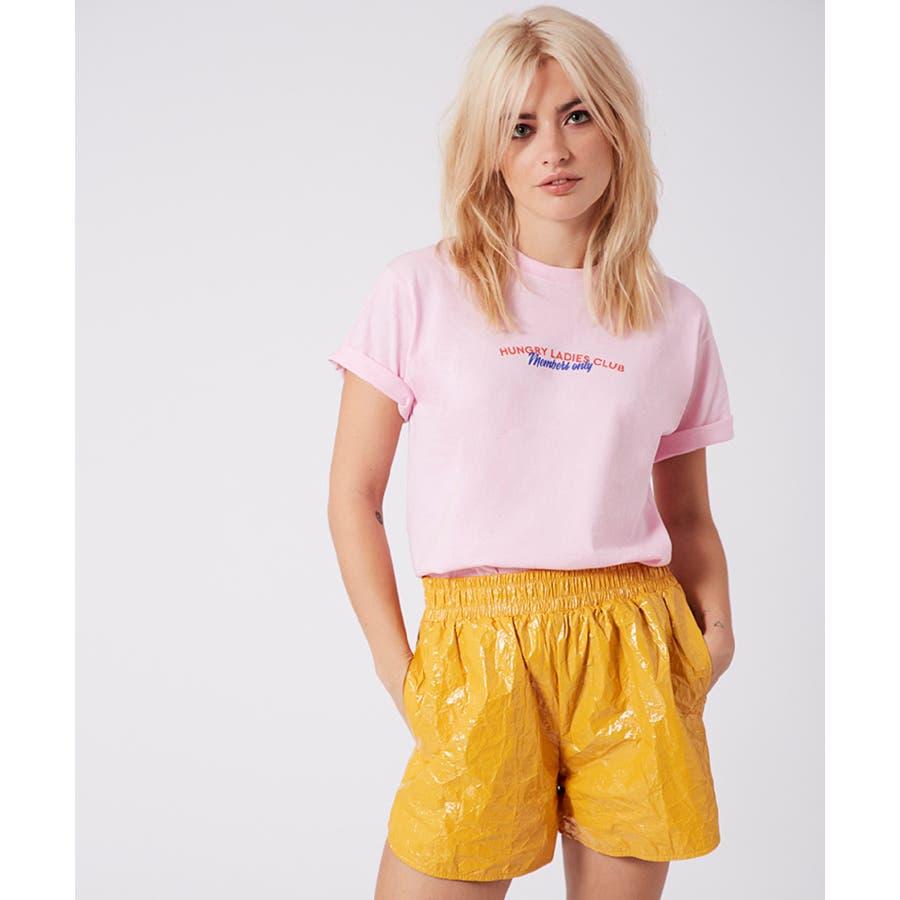 SKINNYDIP Tシャツ HUNGRY LADIES CLUB T 2