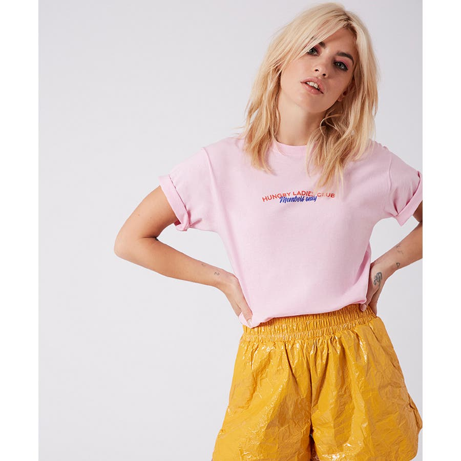 SKINNYDIP Tシャツ HUNGRY LADIES CLUB T 3