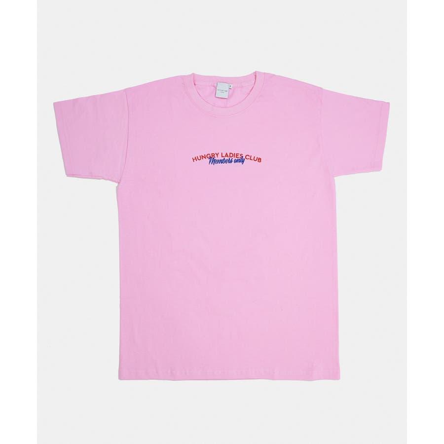 SKINNYDIP Tシャツ HUNGRY LADIES CLUB T 4