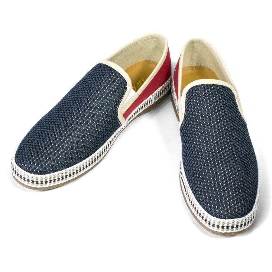 靴ブランド top 靴 : スリッポン メッシュ 夏靴 ...