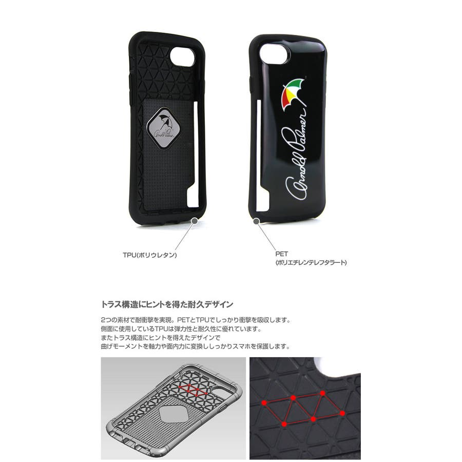 cc0fdf53a8 iPhone X ケース 背面カード収納 iPhone8 plus カバー iPhone7 プラス ...
