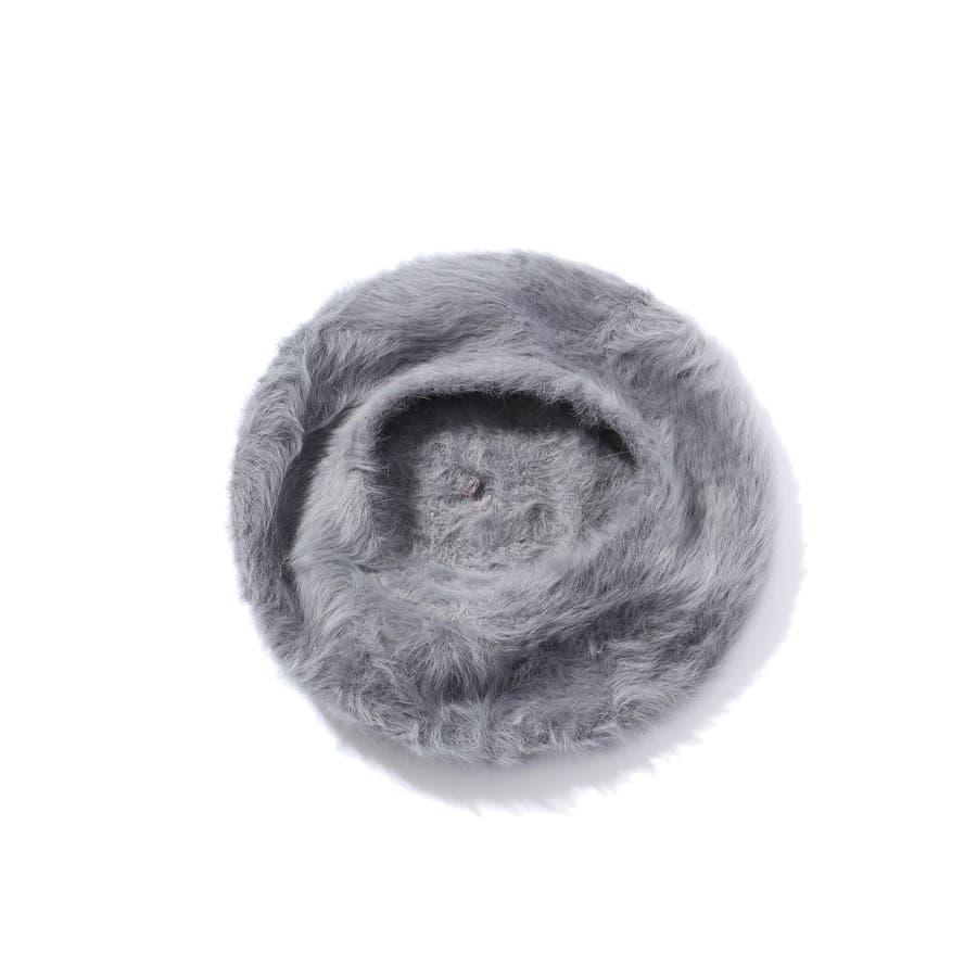 アンゴラベレー帽 9