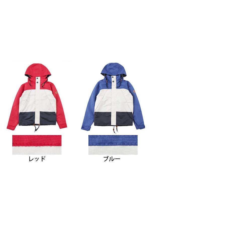 【マンパ】都会派アウトドア バイカラー 迷彩 マウンテンパーカー ジャケット メンズ ファッション/アウター 3