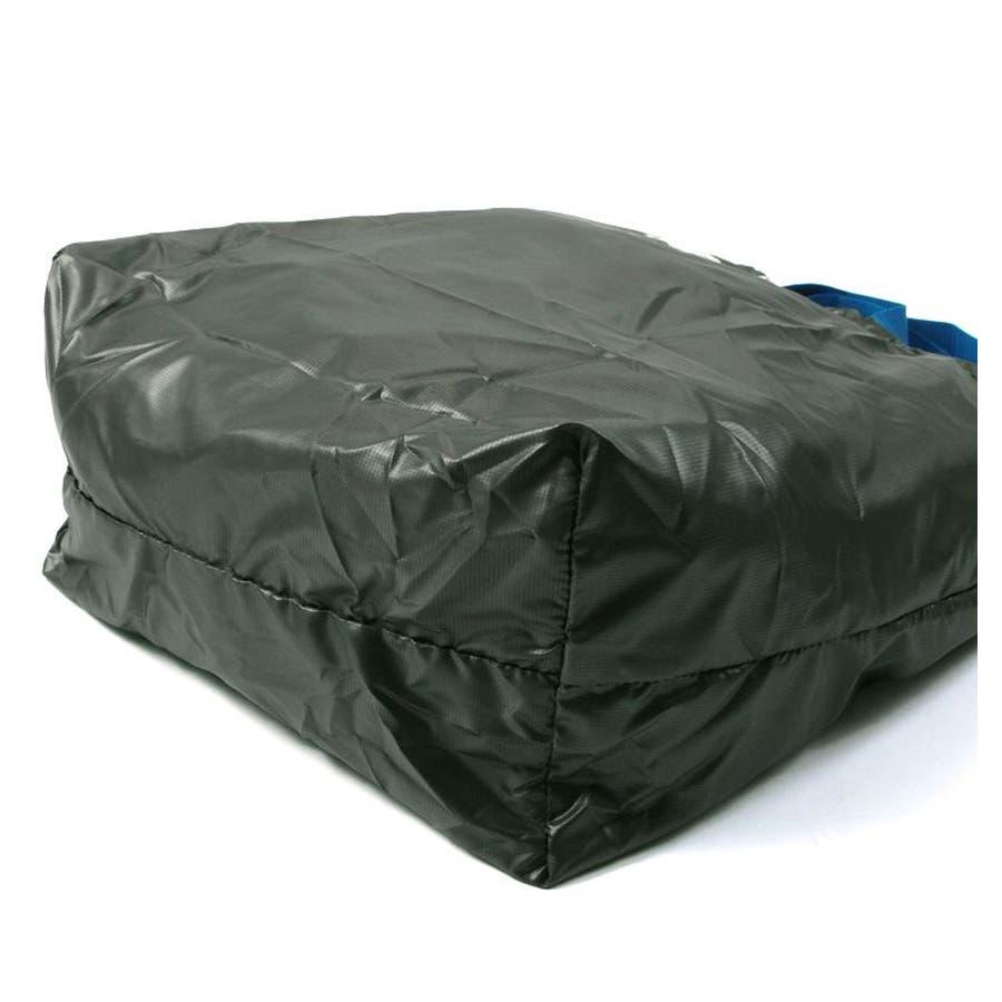 ポケッタブル トートバッグ 日本製 リップナイロン エコバッグ 折り畳み 旅行用バッグ Butler Verner Sails メンズレディース ユニセックス 7
