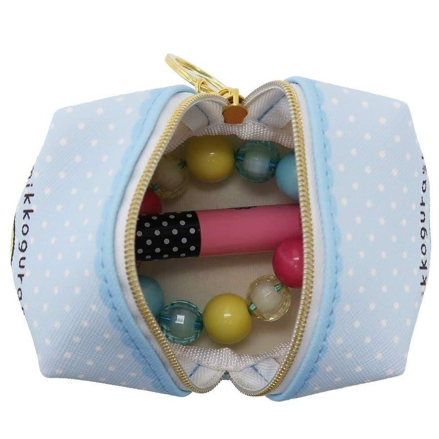すみっこぐらし とかげとぺんぎん?グッズ キューブポーチ 新作 おもちゃ 財布 がまぐち 小物入れ 小銭入れ 映画 筆箱 バッグプレゼント クリスマス 4