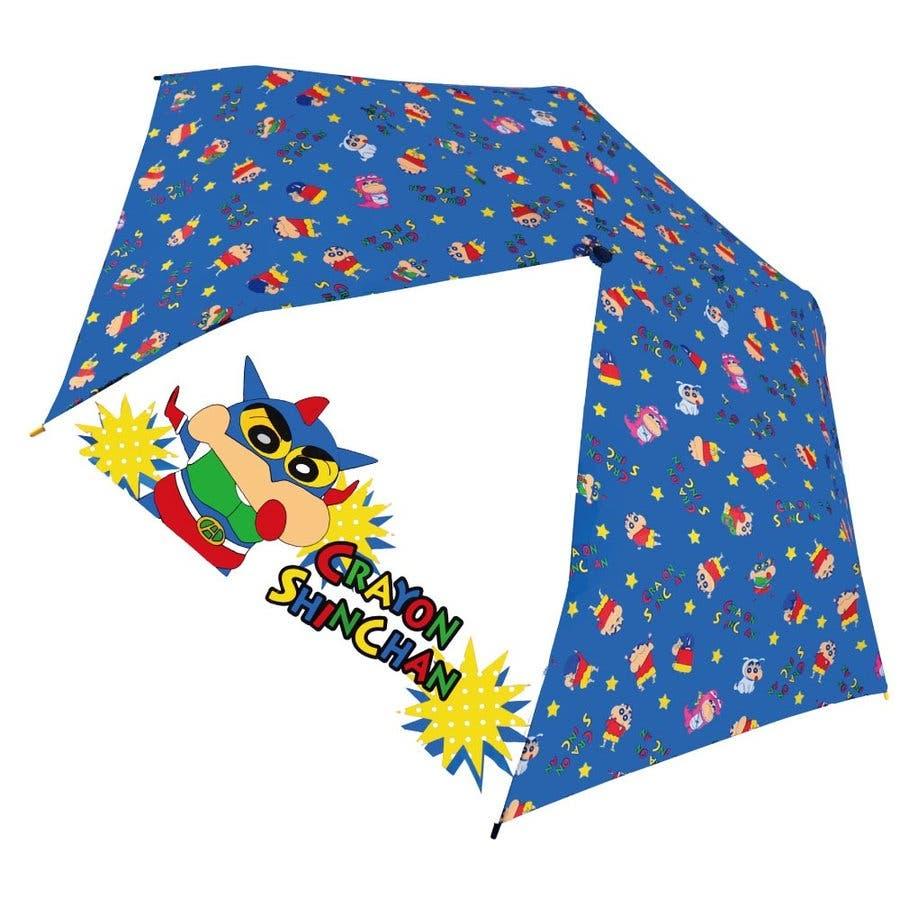 折りたたみ傘 クレヨンしんちゃん パターン グッズ 新商品 子ども 男の子 女の子 カサ お折りたたみ傘 折り畳み傘 かさ プレゼントかわいい ギフト 2