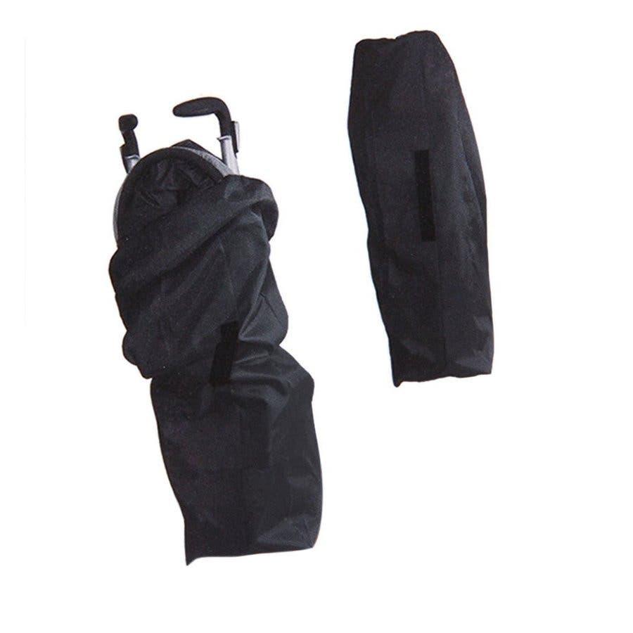ベビーカー バギー カバー 収納 A型 B型 保護 旅行 保管 シンプル 便利 丸ごと収納 大容量 日よけ しっかり コンパクト 軽量ケース 袋 グッズ 5