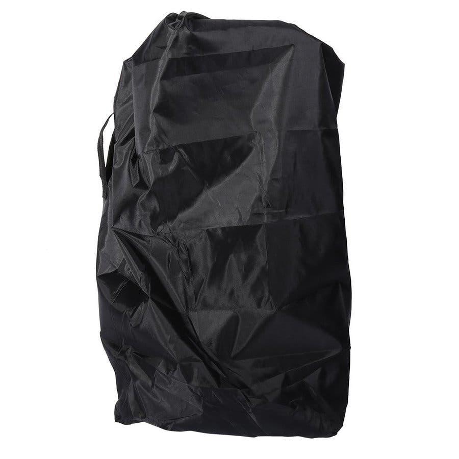ベビーカー バギー カバー 収納 A型 B型 保護 旅行 保管 シンプル 便利 丸ごと収納 大容量 日よけ しっかり コンパクト 軽量ケース 袋 グッズ 9