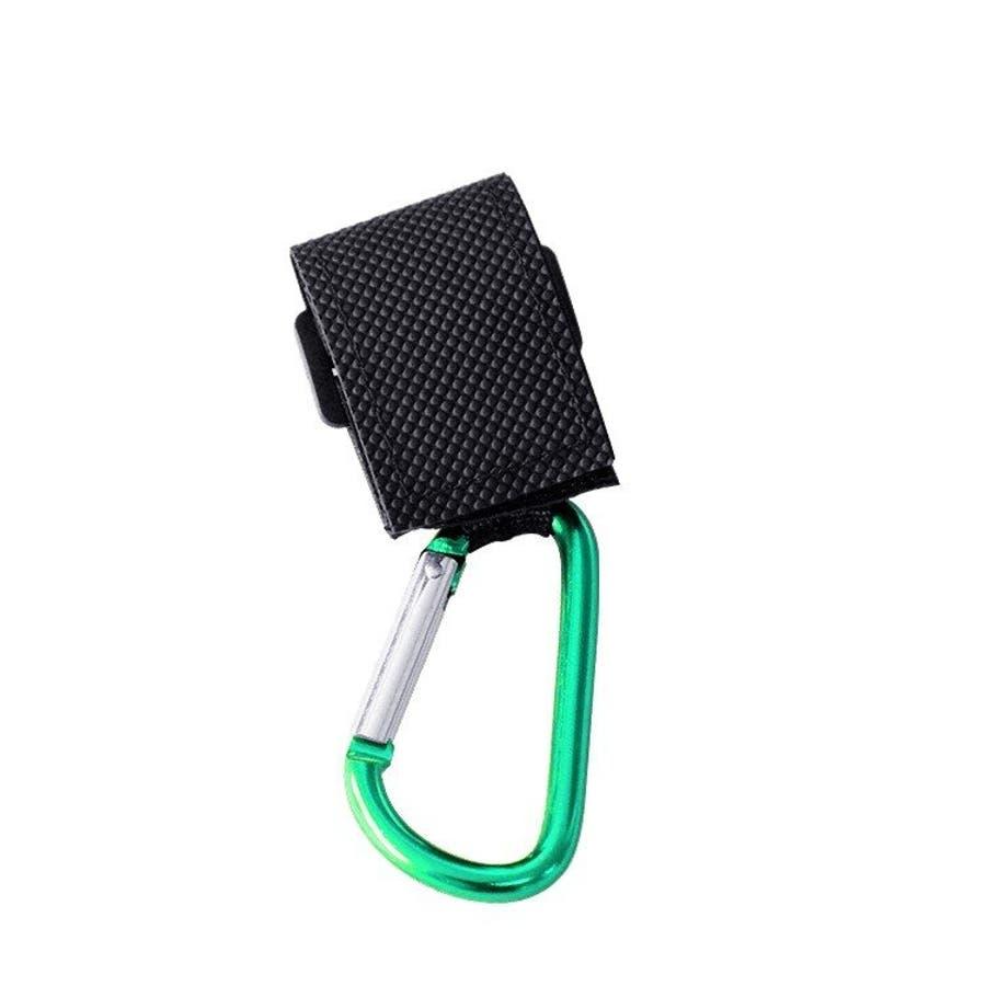 ベビーカー フック カラビナフック マルチフック 使いやすい マジックテープ式 シンプル 荷物掛け 15kg 2個セット便利簡単取り付け 全6色 5