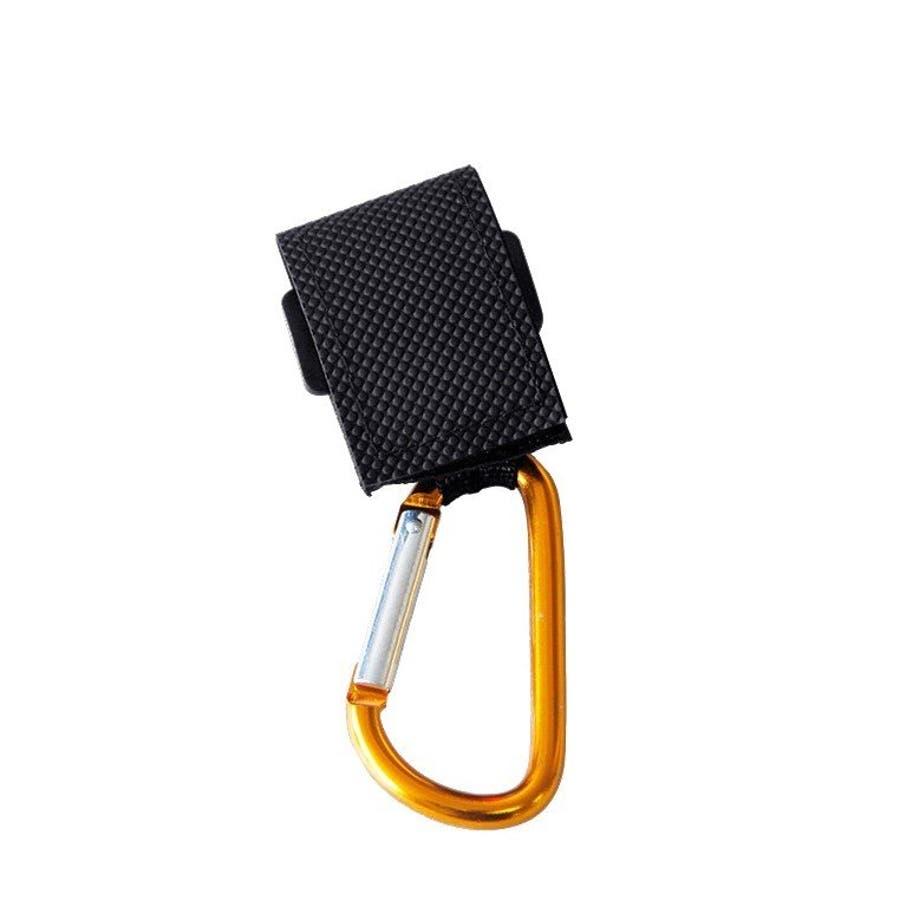 ベビーカー フック カラビナフック マルチフック 使いやすい マジックテープ式 シンプル 荷物掛け 15kg 2個セット便利簡単取り付け 全6色 6