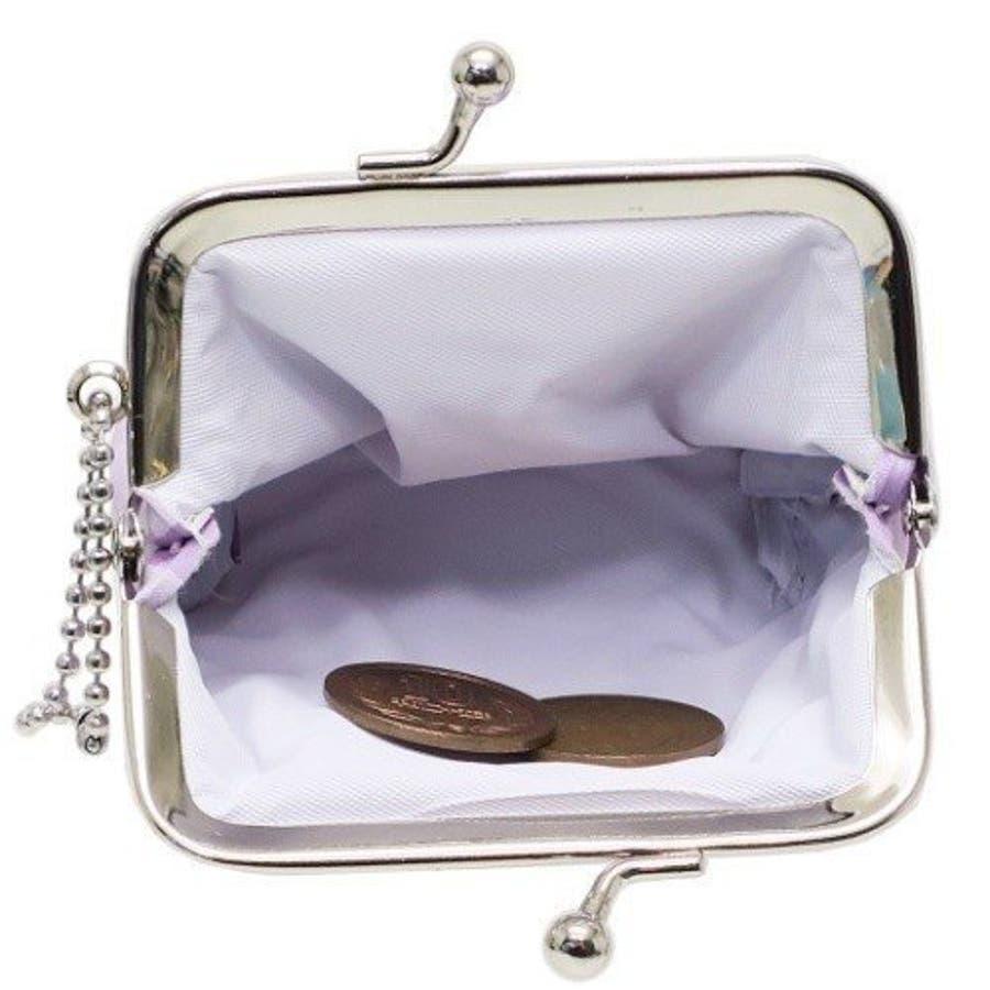 すみっコぐらし グッズ 財布 がま口 キャラクター 小物入れ おとまり会 ピンク 可愛い 小銭入れ 映画 しろくま ねこ とかげぺんぎん? 映画 アニメ 本 3