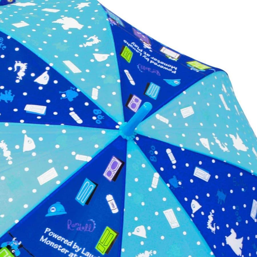 モンスターズインク ディズニー レイングッズ 長傘 キャラクター グッズ 新商品 レディース 女の子 カサ かさ 雨具 雑貨 雨プレゼント ギフト 4