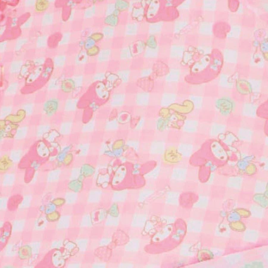 マイメロディ 40cm 長傘 サンリオ ピンク キッズ傘 キャラクター グッズ 雨具 雨 レイングッズ 女の子 子ども かわいいおしゃれ 5
