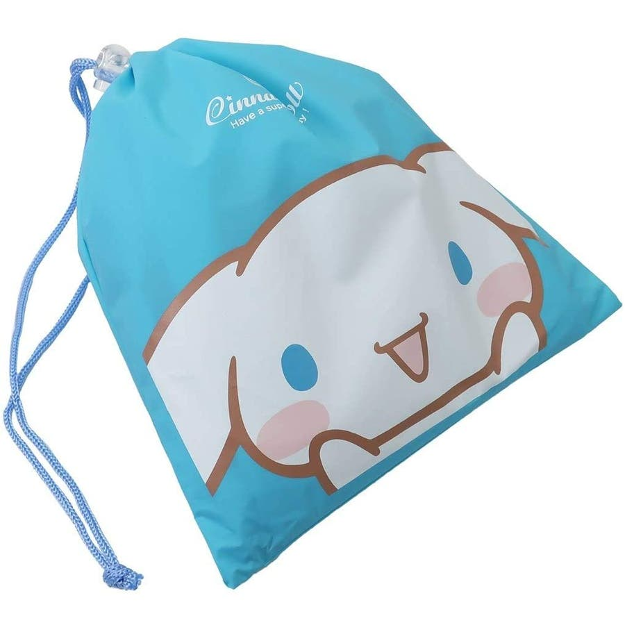 シナモロール サンリオ レイングッズ キャラクター グッズ 子供用 雨具 レインウェア キッズ 耳付き レインポンチョ 8