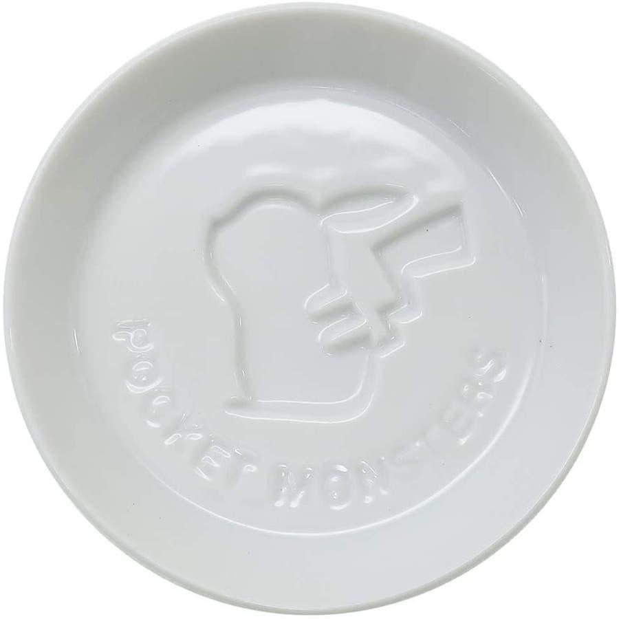 キャラクター 醤油皿 小皿 絵柄が浮き出る ポケモン ドラえもん ミッフィー おしゃれ 可愛い 食器 陶器 日本製 グッズ インテリア 6