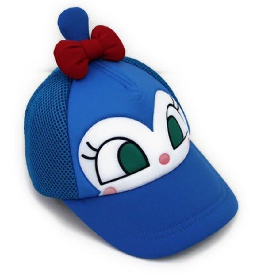 コキンちゃん 帽子 日よけ 53cm なりきりキャップ 夏 バンダイ メッシュ キャップ おもちゃ キャラクター キッズ おしゃれ3歳 4歳 5歳 6歳 52 2