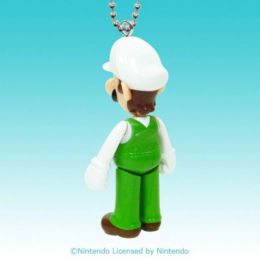 ファイヤルイージ グッズ マリオ フィギュア スーパーマリオ ブラザーズ 任天堂 カート セット スイングマスコットver.2ニンテンドー 2