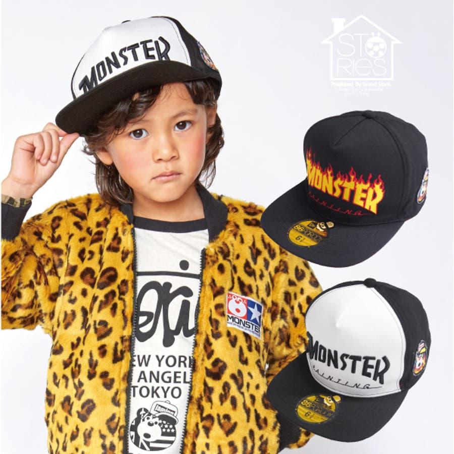 ストリートCAP(XS-L)【STORIES ストーリーズ 17AW 子供服 キャップ 帽子】4172601 1