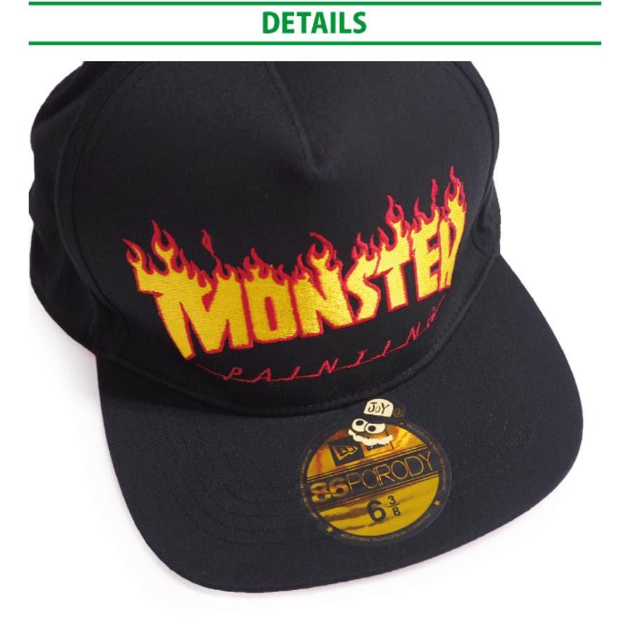 ストリートCAP(XS-L)【STORIES ストーリーズ 17AW 子供服 キャップ 帽子】4172601 4