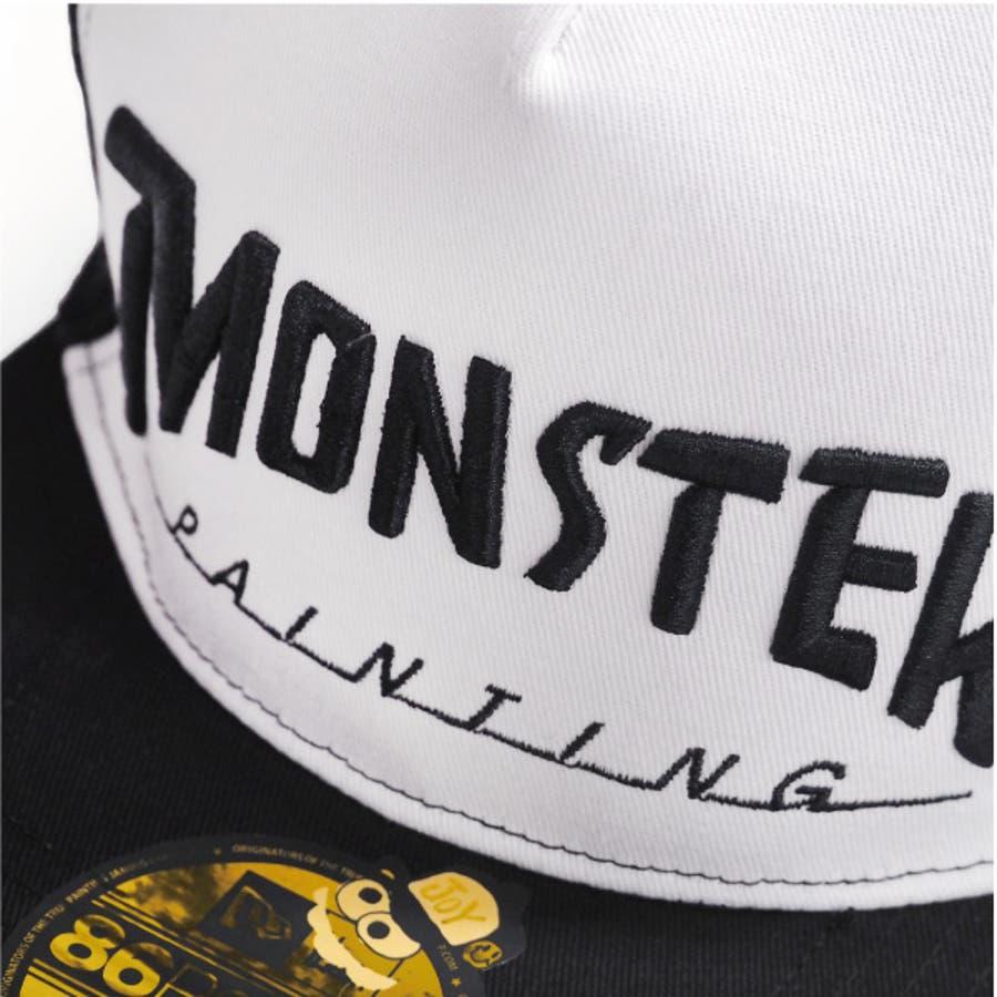 ストリートCAP(XS-L)【STORIES ストーリーズ 17AW 子供服 キャップ 帽子】4172601 5