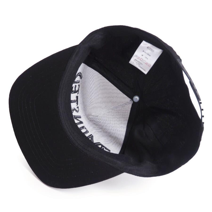 ストリートCAP(XS-L)【STORIES ストーリーズ 17AW 子供服 キャップ 帽子】4172601 10