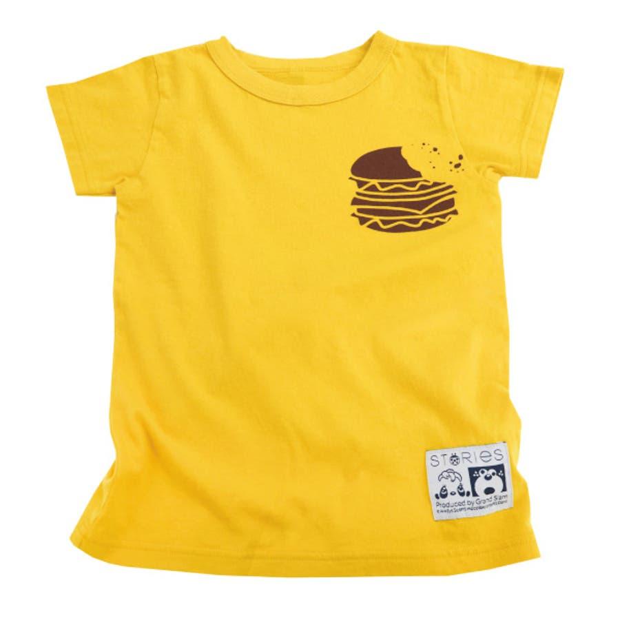 STORIES イロイロMIXプリントTシャツ 男の子 女の子 80-140cm 4181040 15
