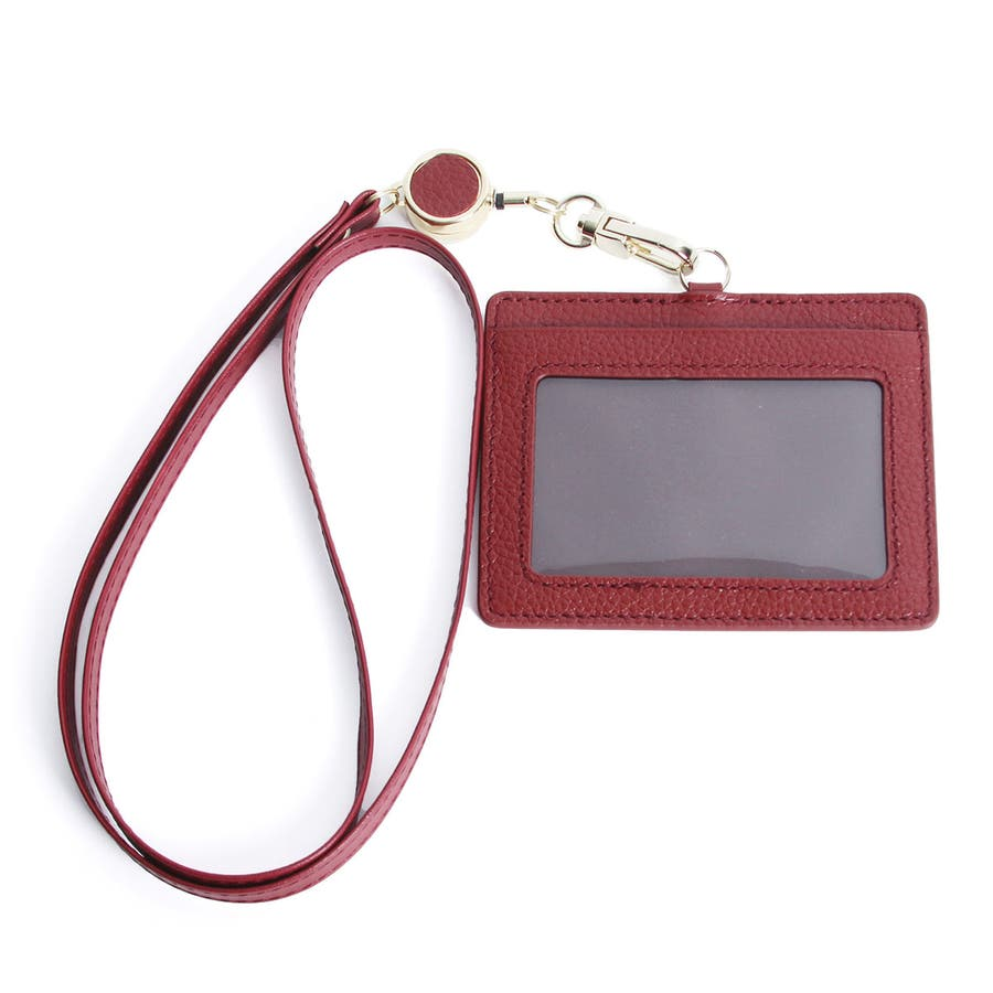 カードホルダー レディース メンズ IDカードホルダー 社員証 カード入れ パスケース 定期入れ 伸びる リールストラップ伸びるストラップ 便利 かわいい ギフト 誕生日プレゼント LIZDAYS スタイルオンバック 96