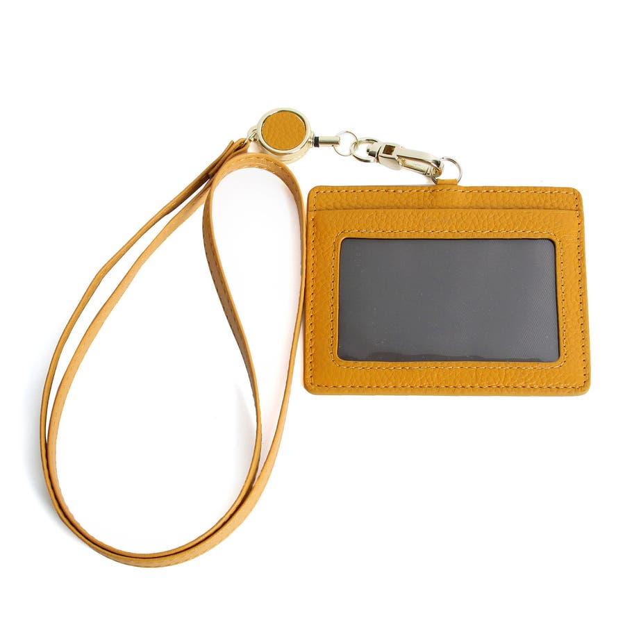 カードホルダー レディース メンズ IDカードホルダー 社員証 カード入れ パスケース 定期入れ 伸びる リールストラップ伸びるストラップ 便利 かわいい ギフト 誕生日プレゼント LIZDAYS スタイルオンバック 85