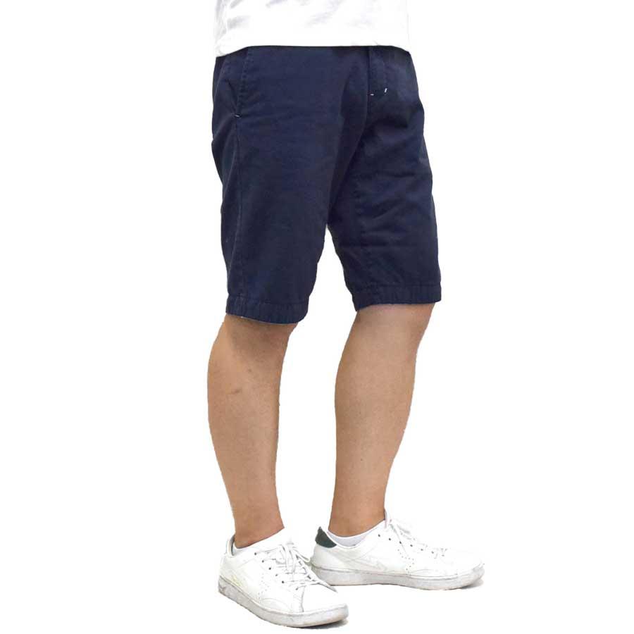 リアルにいいねした メンズファッション通販ハーフパンツ ショーツ 無地 シンプル ベーシック ショートパンツ 綿 ツイル メンズ ホワイト ネイビー ベージュ グリーン カーキ 議案