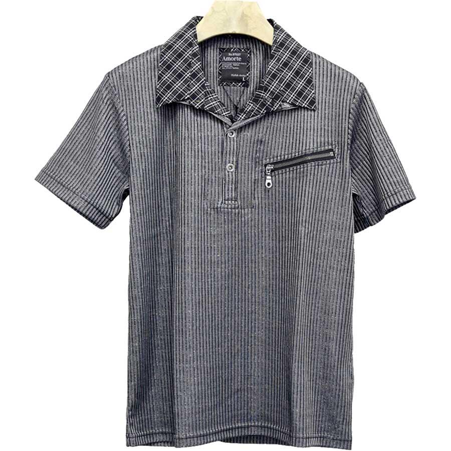 また購入したくなる メンズファッション通販Tシャツ カットソー ポロシャツ フェイクシャツ チェック 無地 半袖 半袖Tシャツ 半袖ポロシャツ メンズ ホワイト ミックスレッドミックスブラック ブラック メンズ トップス 秋冬 下戸