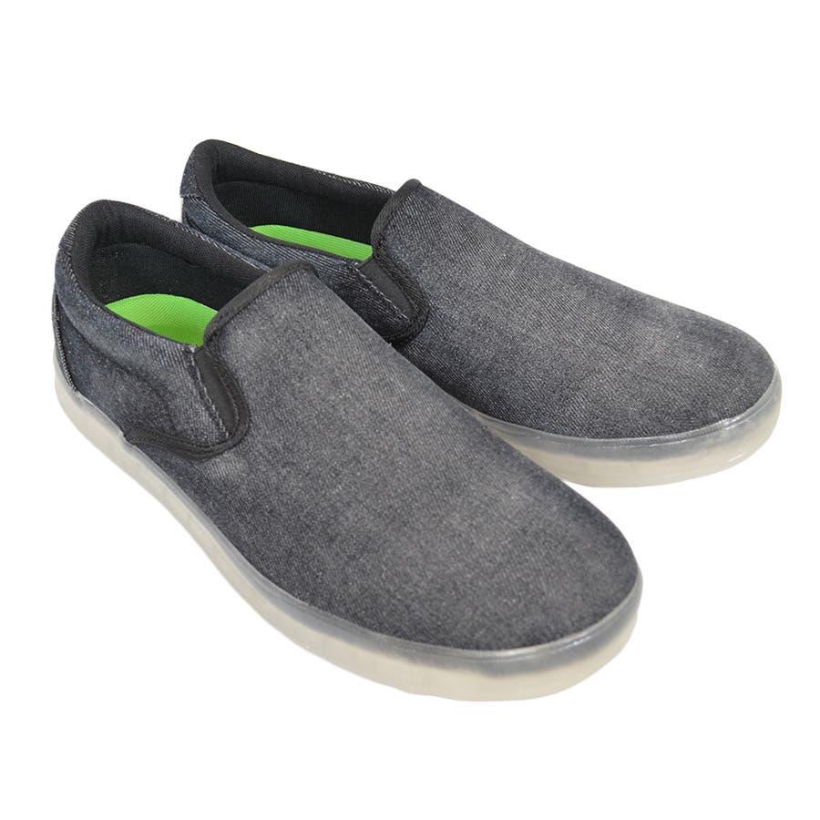 靴 グレー メンズ