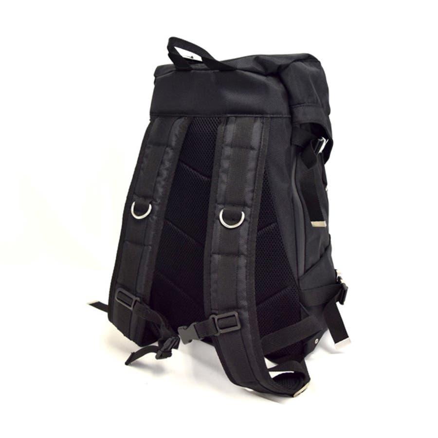 バッグ バックパック デイパック リュックサック 大容量 メンズ ブラック カーキ ネイビー 秋冬 8