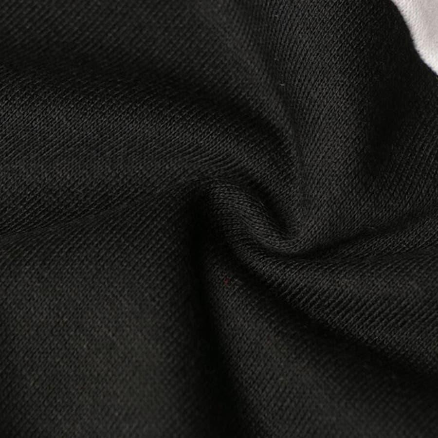 トレーナー スウェット クルーネック 丸首 長袖 カラー切替 ロゴ プリント プルオーバー ビッグシルエット オーバーサイズ 裏毛トップス メンズ ブラック 杢グレー ネイビー 秋先行 5