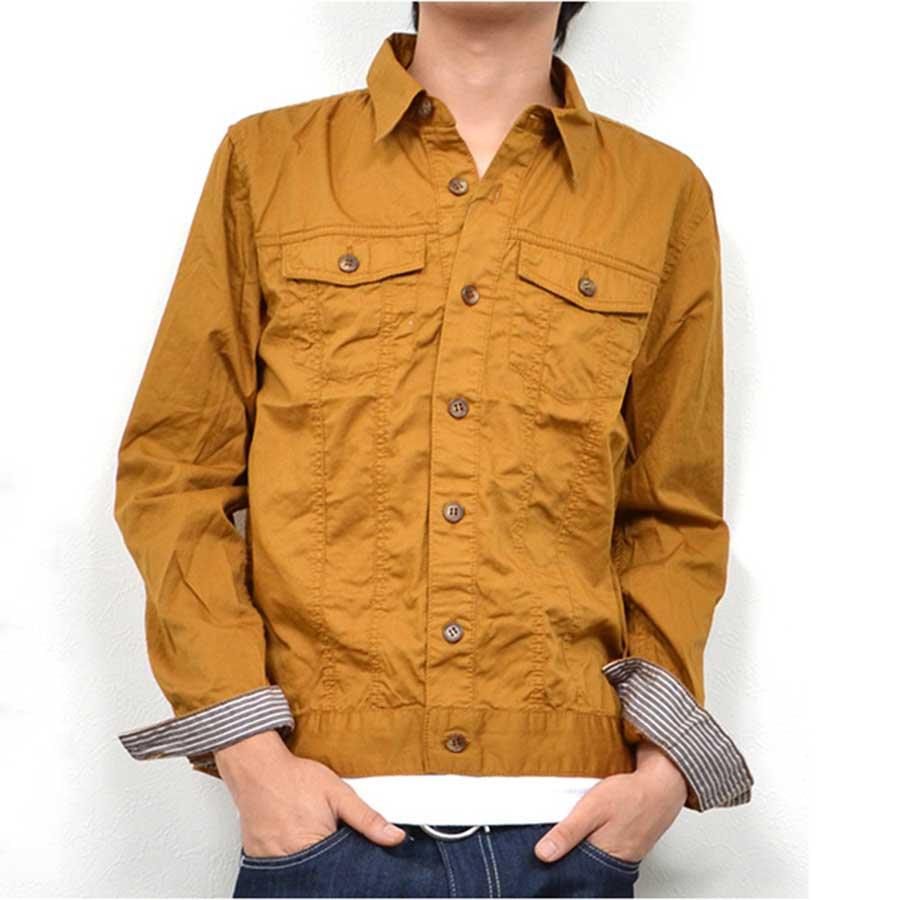 普段使いできる メンズファッション通販Gジャン ジージャン デニムジャケット シャツジャケット メンズファッション メンズ 夏 剛猛